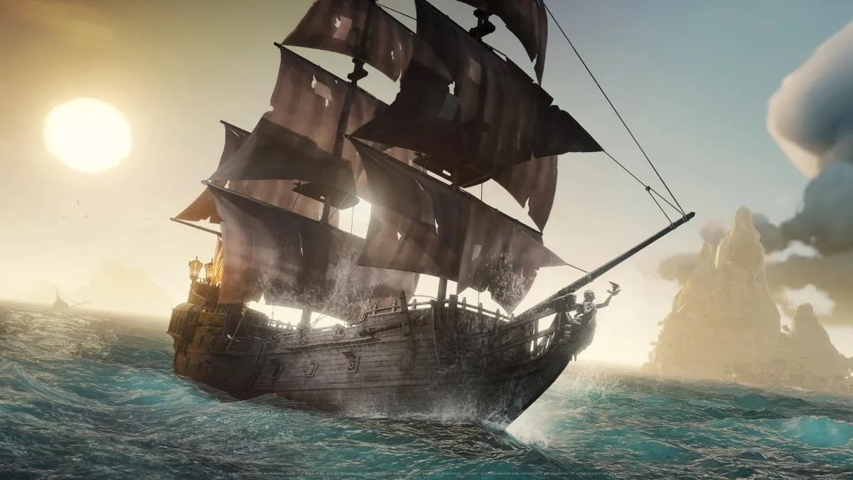 Sea of Thieves: how to get Jack Sparrow's Black Pearl