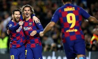 موعد مباراة برشلونة وريال سوسيداد السبت  14-12-2019 في الدوري الاسباني