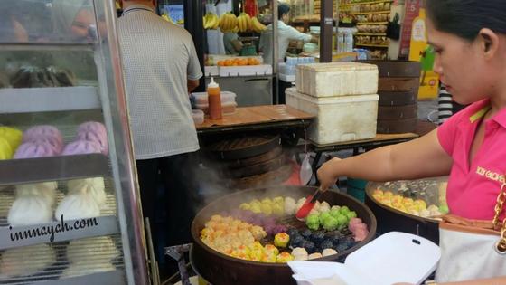 alor street food