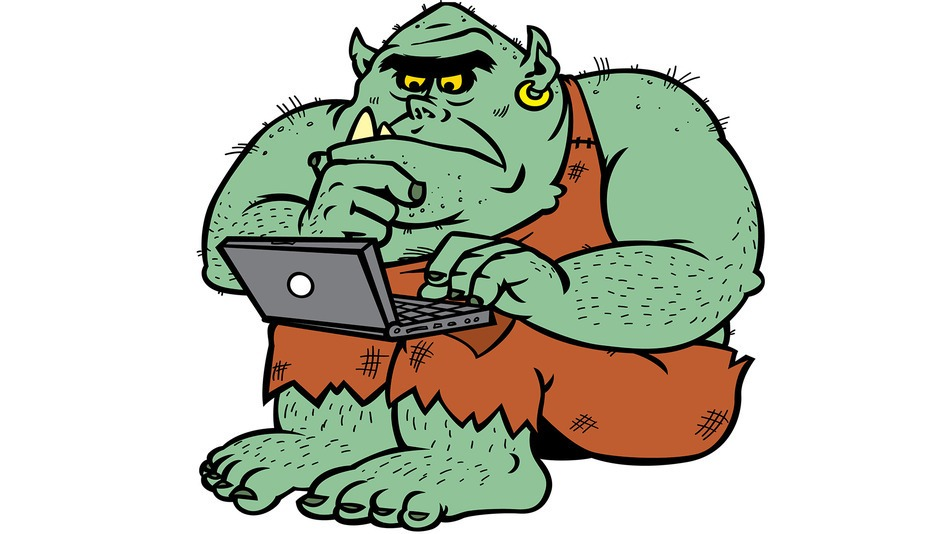 Man From Atlan The Psychology Of A Troll