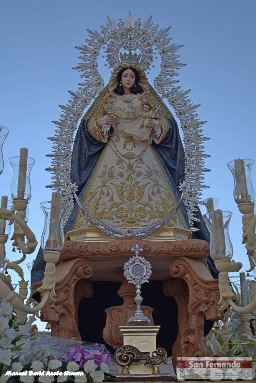 Queda disuelta la Agrupación Parroquial Reina de los Ángeles de San Fernando