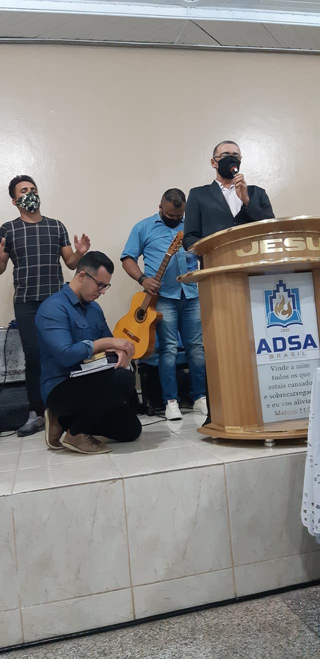 ADSA Brasil - Cantinho do Céu