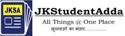 JKStudentAdda - All India Government Current Jobs Update