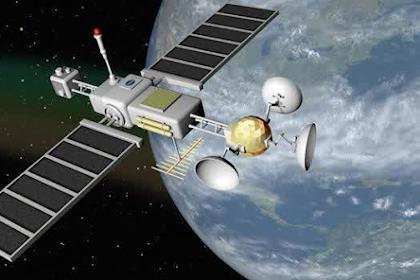 Contoh Satelit Beserta Pengertian dan Macamnya
