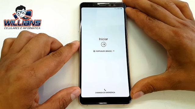 Aprenda como Remover Conta Google Samsung Galaxy Android 6, 7, 8, 8.1, S6, S7, S8, S9.