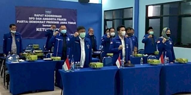 Emil Dardak Pastikan DPD Demokrat Se-Indonesia Tolak Moeldoko