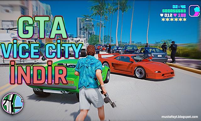 GTA Vice City Oyunu Nasıl İndirilir 2020