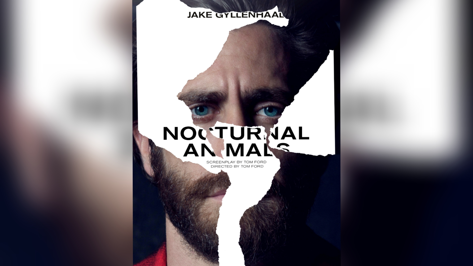 Nocturnal Animals Jake Gyllenhaal Edward Sheffield Tony Hastings Focus Features