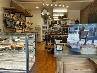 interior of Fournee Bakery in Berkeley, California
