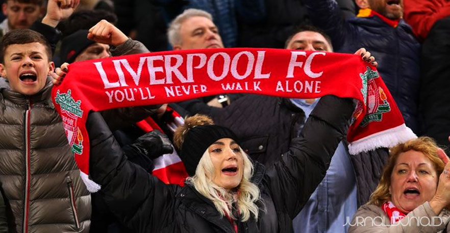 Liverpool Diambang Angkat Trofi Juara, akankah Liverpool angkat trofi jauh-jauh hari