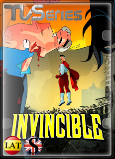 Invencible (Temporada 1) WEB-DL 1080P LATINO/INGLES