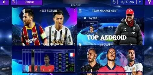 Dream League Soccer 2021 Mod Apk free Download