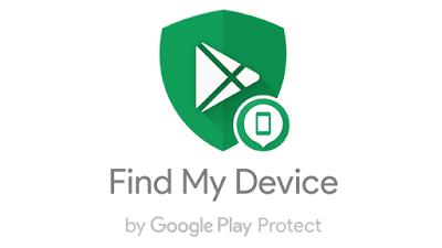 Google Dashboard find My Device