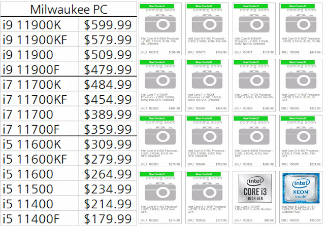 US-Based-Retailer-In-Wisconsin-Milwaukee-PC-Lists-Several-Intel-11th-gen-CPUs