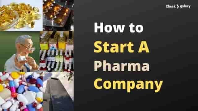 How To Start A Pharma Business