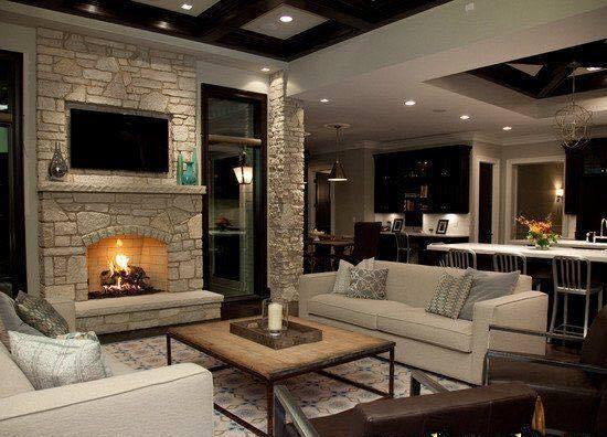 Marvelous Best Decorated Living Rooms Photos - Best inspiration home ...