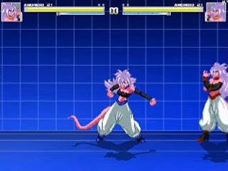 NEW!! ANDROID 21 [DRAGON BALL FIGHTERZ MUGEN CHAR] + DOWNLOAD