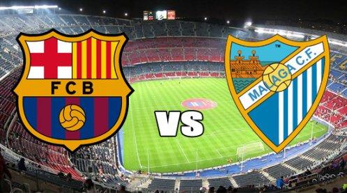 ملخص و نتيجة مباراة برشلونة ومالاجا الامس الموافق21/10/2017 انتهت اهداف مباراة برشلونة ومالقاء فوز برشلون بـ 2-0 في الدوري الاسباني
