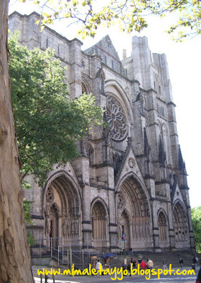 St. John the Divine, Harlem, NYC