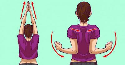 الخطوة 7: تقوية كتفيك