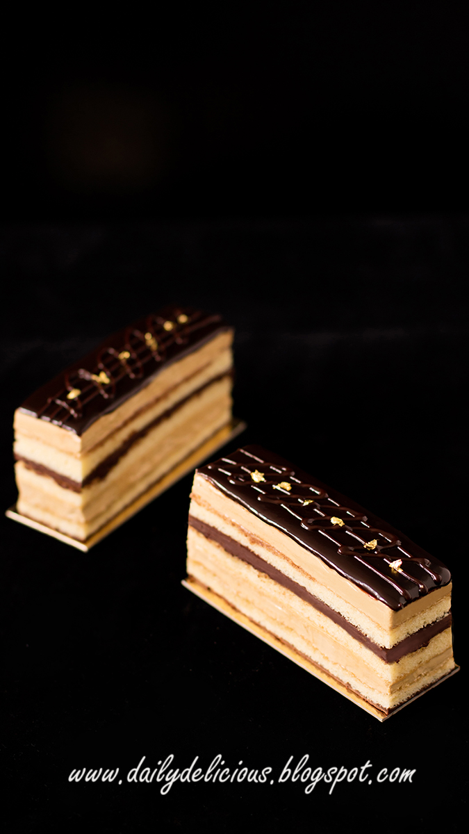 Opera Cake Easy