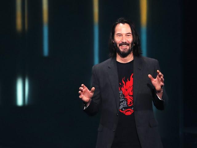 Keanu Reeves comenta que los videojuegos han influido muchísimo en Hollywood.