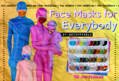 Face Masks for Everybody