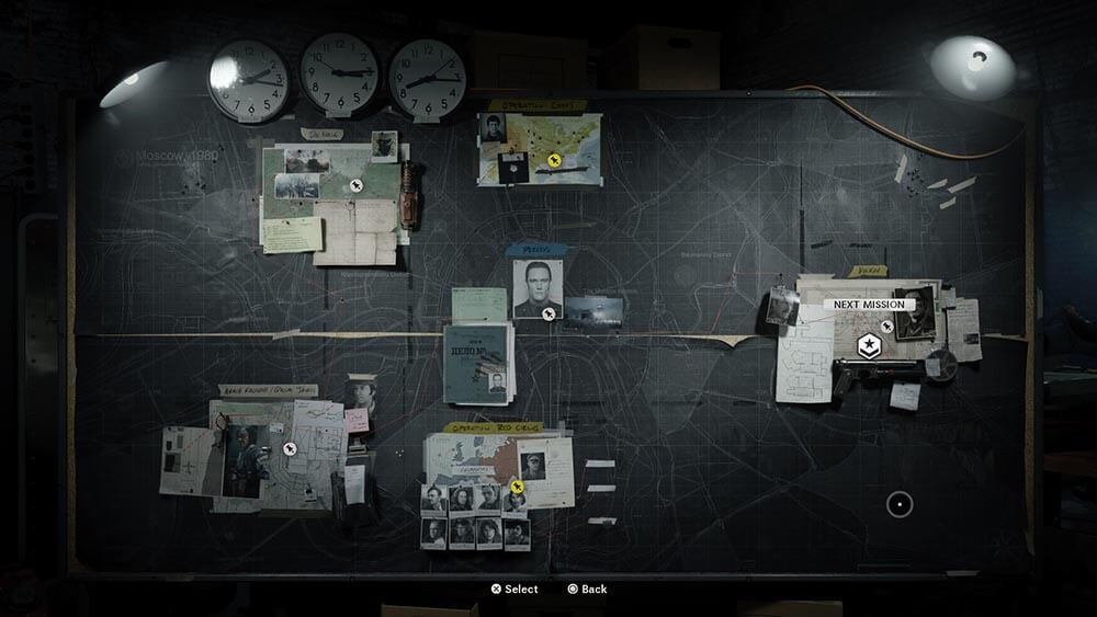 Call of Duty: Black Ops Cold War Secene 2