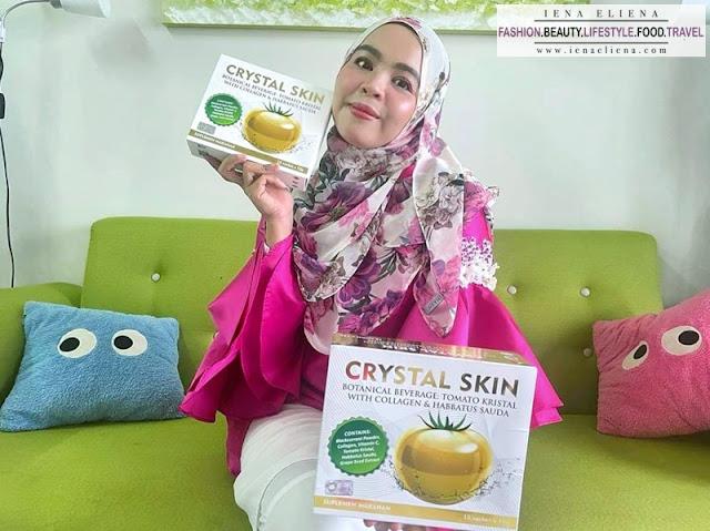 Kulit Lembab dan Glowing Dengan Crystal Skin Dari Rish Beauty