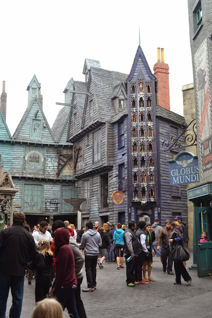 Universal Orlando Harry Potter 2