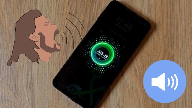 شحن هاتفك بالصوت شياومي : هذه هي تقنية Xiaomi الجديدة