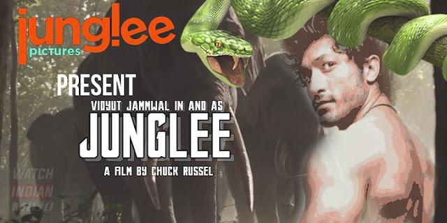 Junglee (2018) 700MB DVDScr Hindi Movie 720p ESubs