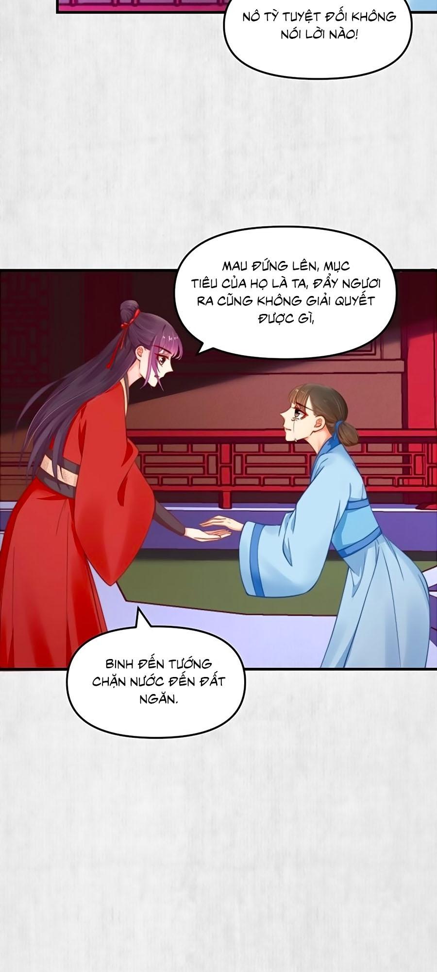 Hoạn Phi Hoàn Triều Chapter 55 - Trang 28