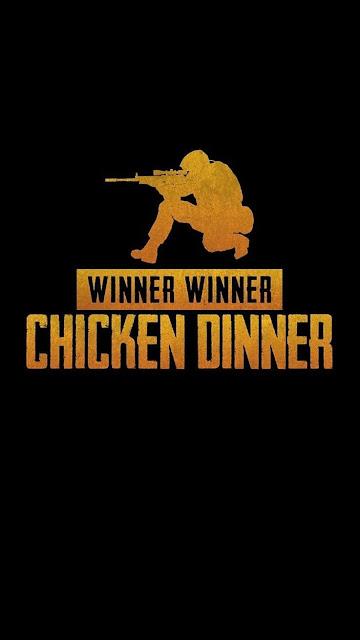 Mobile-BGMI-PUBG-Winner-Winner-Chicken-Dinner-HD-Wallpapers