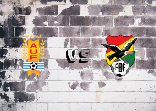 Uruguay vs Bolivia  Resumen