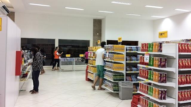Lojas Americanas já está funcionando em Camocim