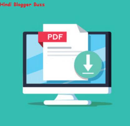 PDF Kya Hai