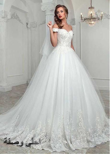 بدلات اعراس جميلة ، موديلات حصرية لفساتين أعراس مميزة لعام 2020 لجمالك سيدتي