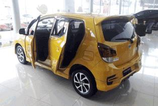 Harga Kredit Toyota Agya Murah 2018
