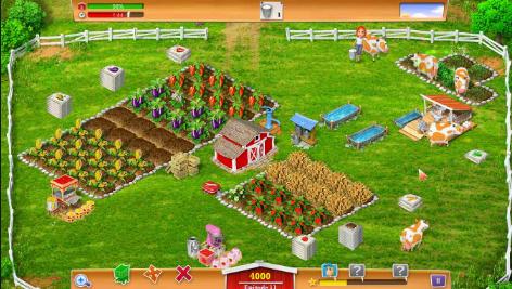 تحميل لعبة المزرعة السعيدة happy farm للكمبيوتر برابط مباشر مجاناً