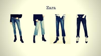 Marca de Calça Jeans Feminina Zara