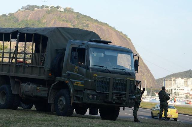 Ministério da Defesa informou que a atuação das Forças Armadas vai reforçar a ação das outras forças federais e estaduais