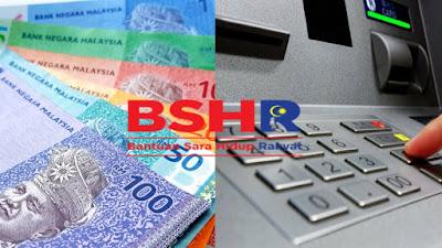 Semakan Status dan Tarikh Bayaran BSH Bujang & Isi Rumah 2020