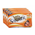 SANTOOR ORNGESOAP 100G X 4 + FREE POWER CELL