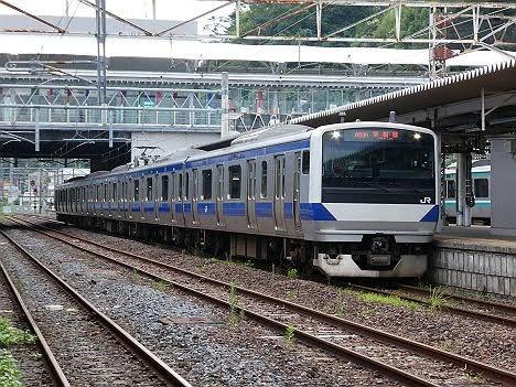 【ダイヤ改正で新登場!】E531系の原ノ町行き