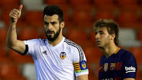 Valencia vs Barcelona 1-1 Video Gol & Highlights