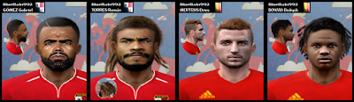 PES 6 Facepack World Cup 2018 Russia v2 by BR92