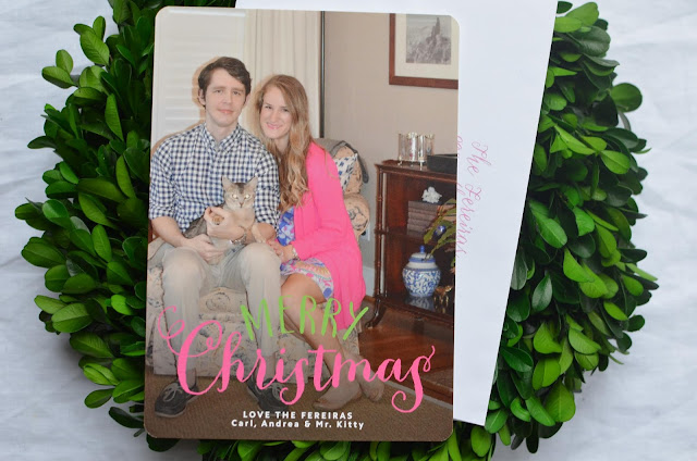 Holiday card; Christmas card; Basic Invite card