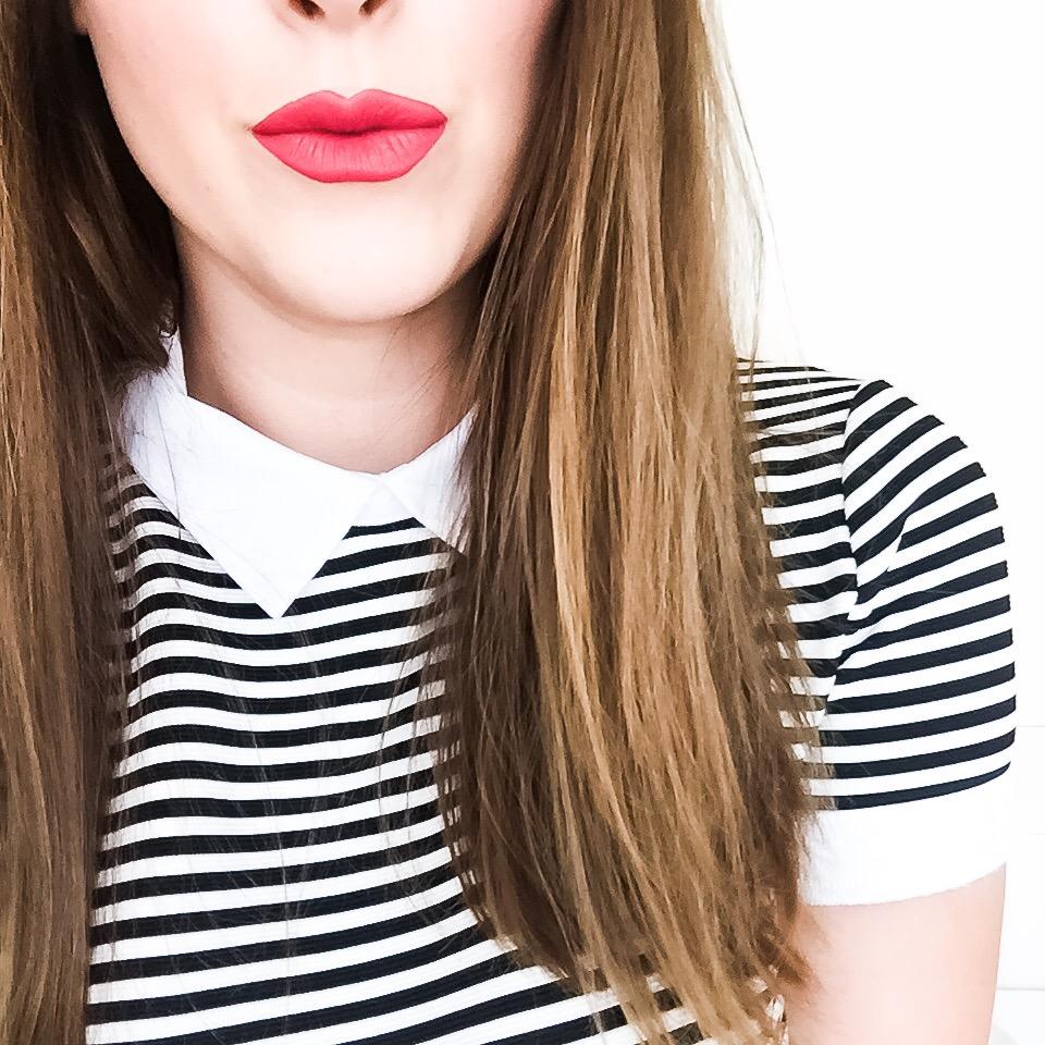 Sephora Cream Lip Stain Liquid Lipstick Giveaway / Life in Excess Blog