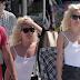FOTOS HQ: Lady Gaga y Bradley Cooper de compras en Malibú - 04/09/16